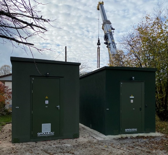 Installation fibre optique VERCEL-VILLEDIEU-LE-CAMP